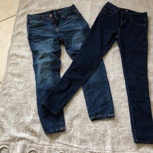 Girls Gap jeans size 10